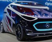 Mercedes Concept Car: Ein Auto für den Verkehr der Zukunft