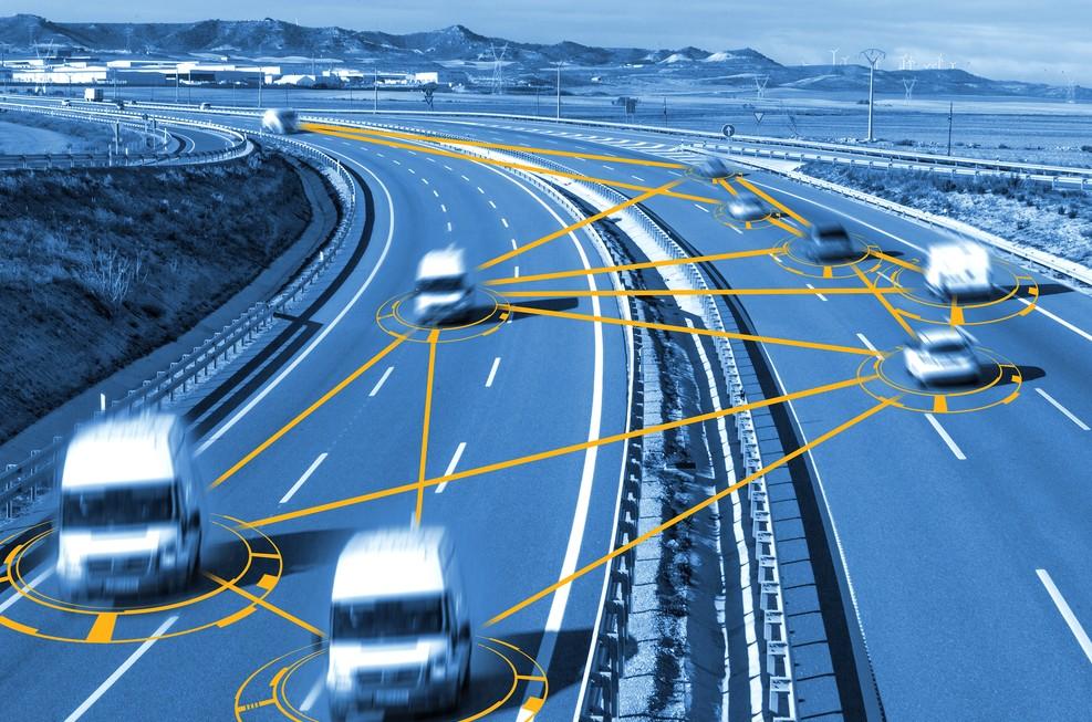 Cellular V2X bzw. C-V2X verbessert die Erkennung anderer Fahrzeuge. (Foto: shutterstock - carlos castilla, #1)