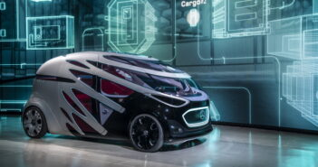 Vision Urbanetic: Das futuristische Fahrzeug von Mercedes