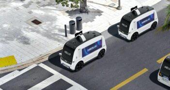 Neolix: Fahrzeuglizenz für autonomes Lieferfahrzeug im Einsatz auf öffentlichen Straßen ( Bildnachweis: NEOLIX )